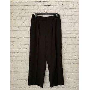 Adrianna Papell Black Pants